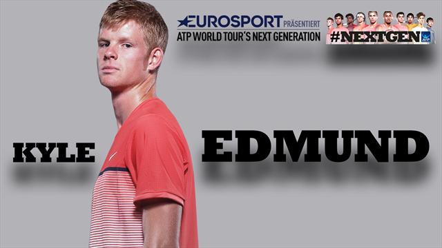 """Toptalent Edmund exklusiv: """"Ich habe keinen Plan B"""""""