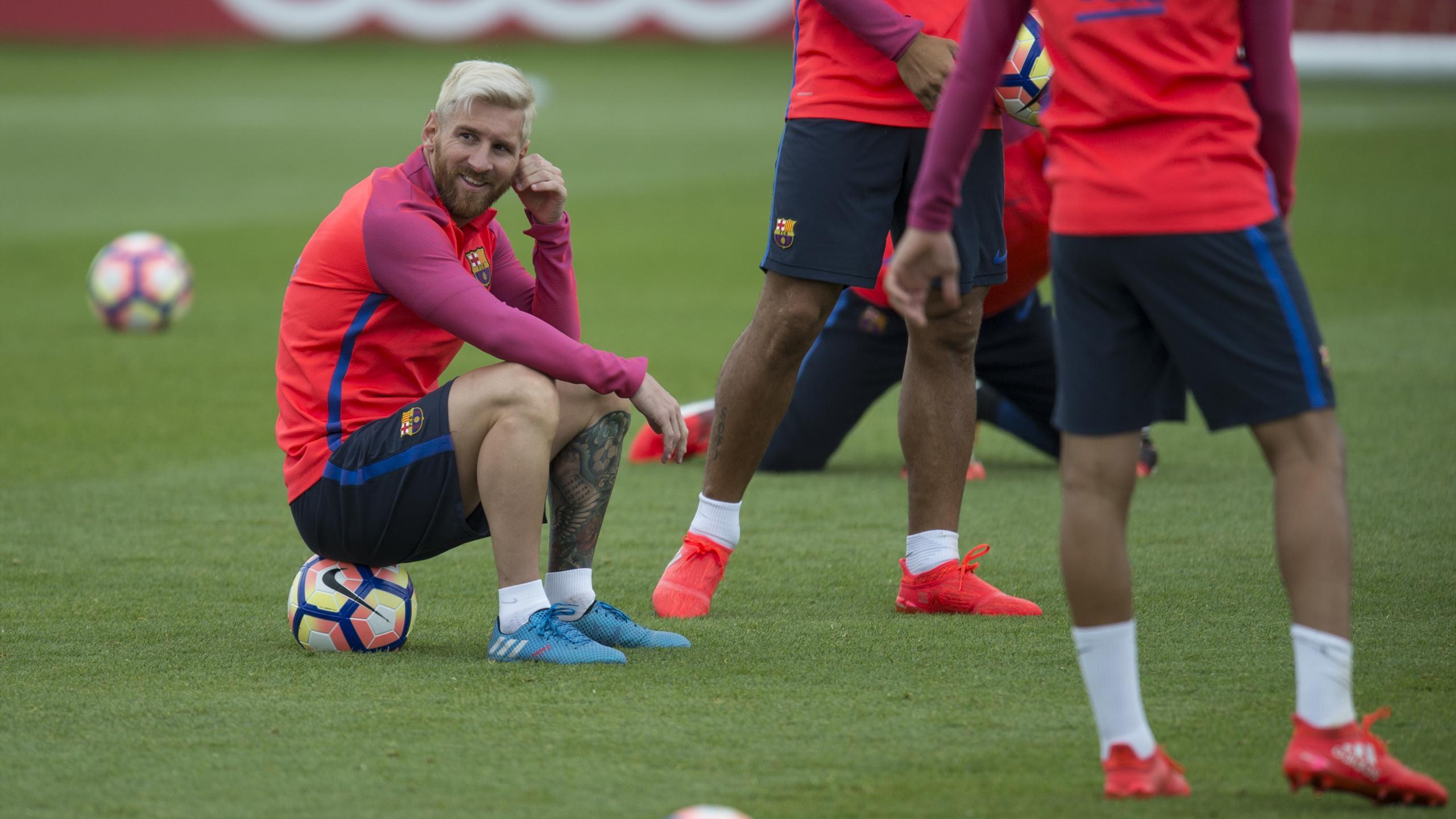 Лионель Месси («Барселона»)
