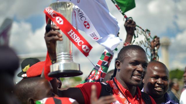 Oui, le Kenya vise aussi le podium des JO au rugby