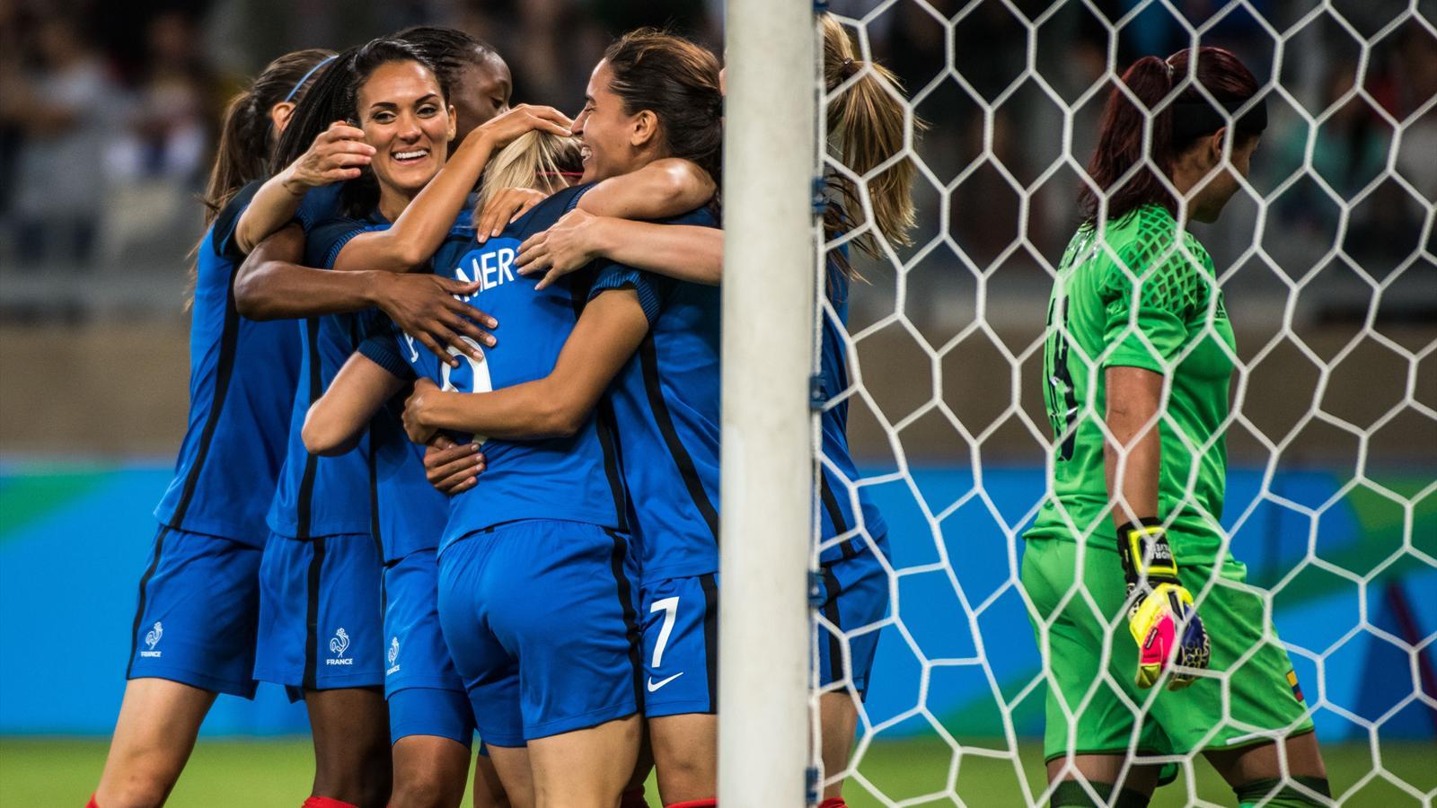 Championnat d europe de football f minin regardez en direct vid o l 39 euro f minin 2017 sur - Coupe d europe de basket feminin ...