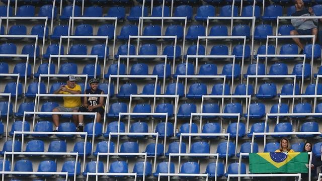 Rio 2016 organisers giving away 240,000 tickets to fill empty venues