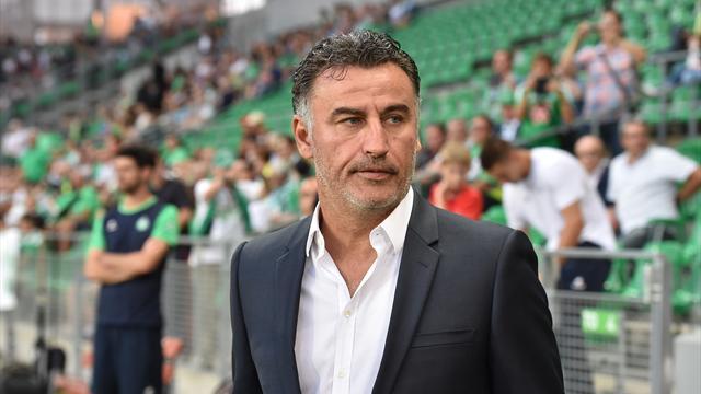 Galtier dit «stop» et quittera les Verts à la fin de la saison