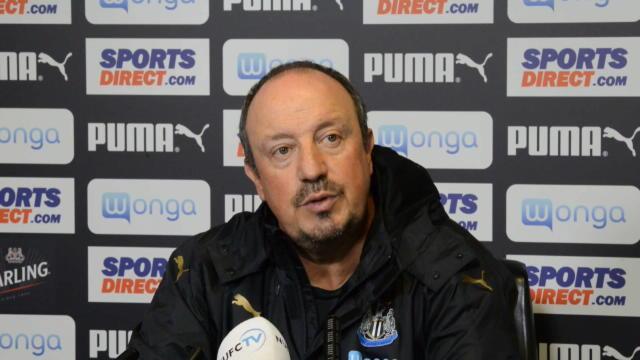 Benitez : «Newcastle n'a reçu aucune offre pour Sissoko»