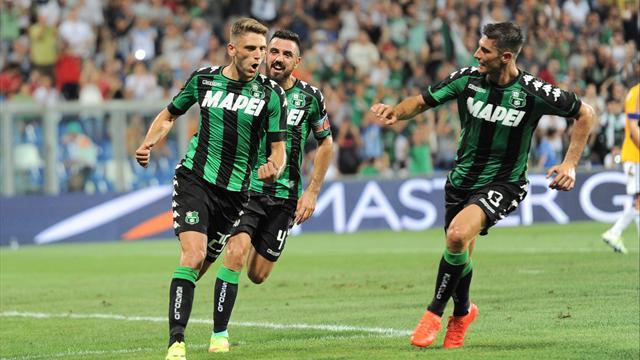 Lucerna-Sassuolo 1-1 Video Gol Highlights Europa League 28 luglio 2016