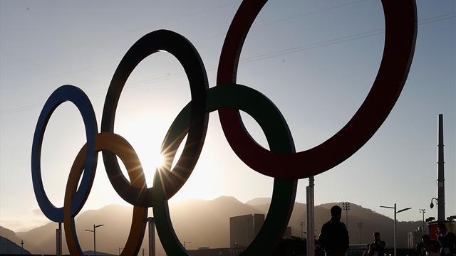 Donald Trump backs LA's 2024 Olympic bid on call with IOC's Bach