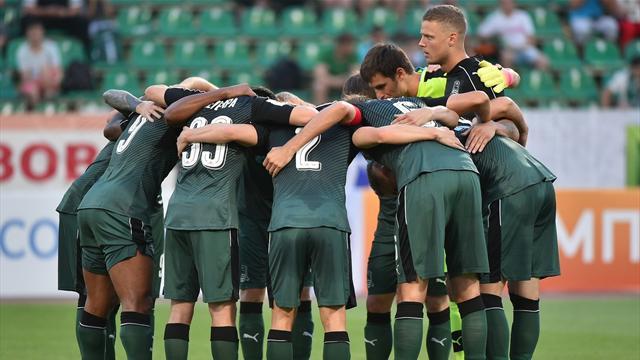 Российская Федерация обогнала Португалию втаблице коэффициентов УЕФА