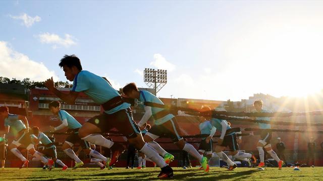 Primera paliza en Río 2016: Corea golea a Fiji (8-0) en fútbol masculino