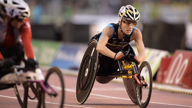 Paralympics-Siegerin Vervoort erwägt Sterbehilfe