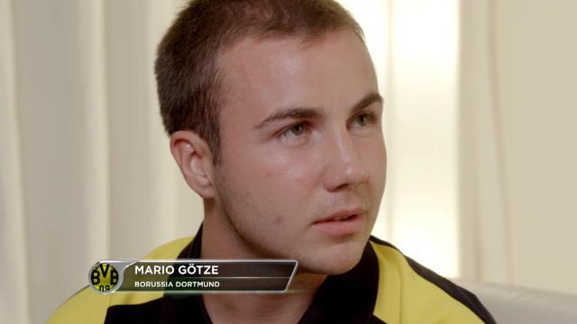 Götze : «Je voulais absolument revenir à Dortmund»