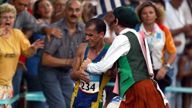 Olympic Spirit - Vanderlei De Lima