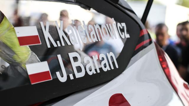 Kajetanowicz claims home victory at ERC Rally Rzeszow