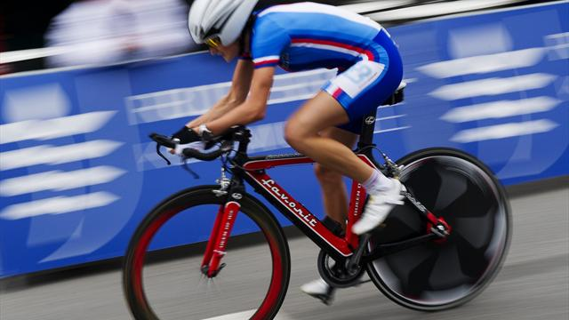 Czech Sablikova awaiting CAS decision on time trial place