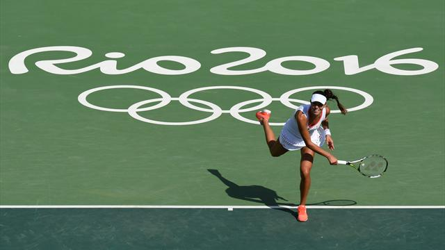 Ivanovic crashes to first-round Olympic defeat
