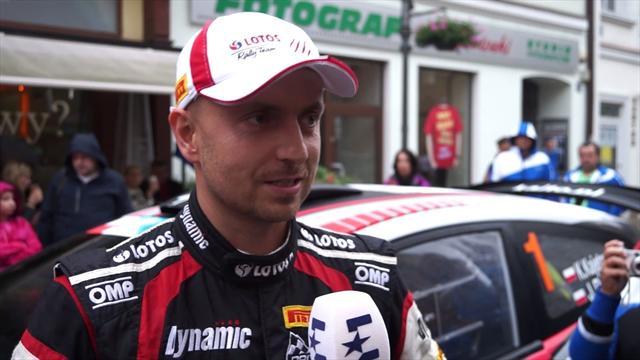 Kajetanowicz claims home victory in Poland