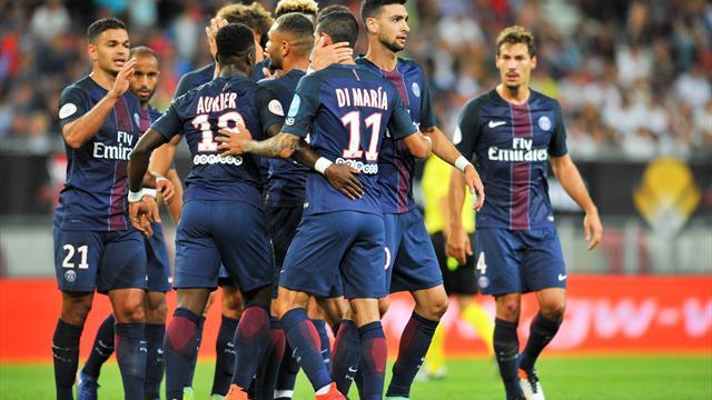 Un but, deux passes décisives et Pastore s'est (déjà) imposé comme le maestro du PSG