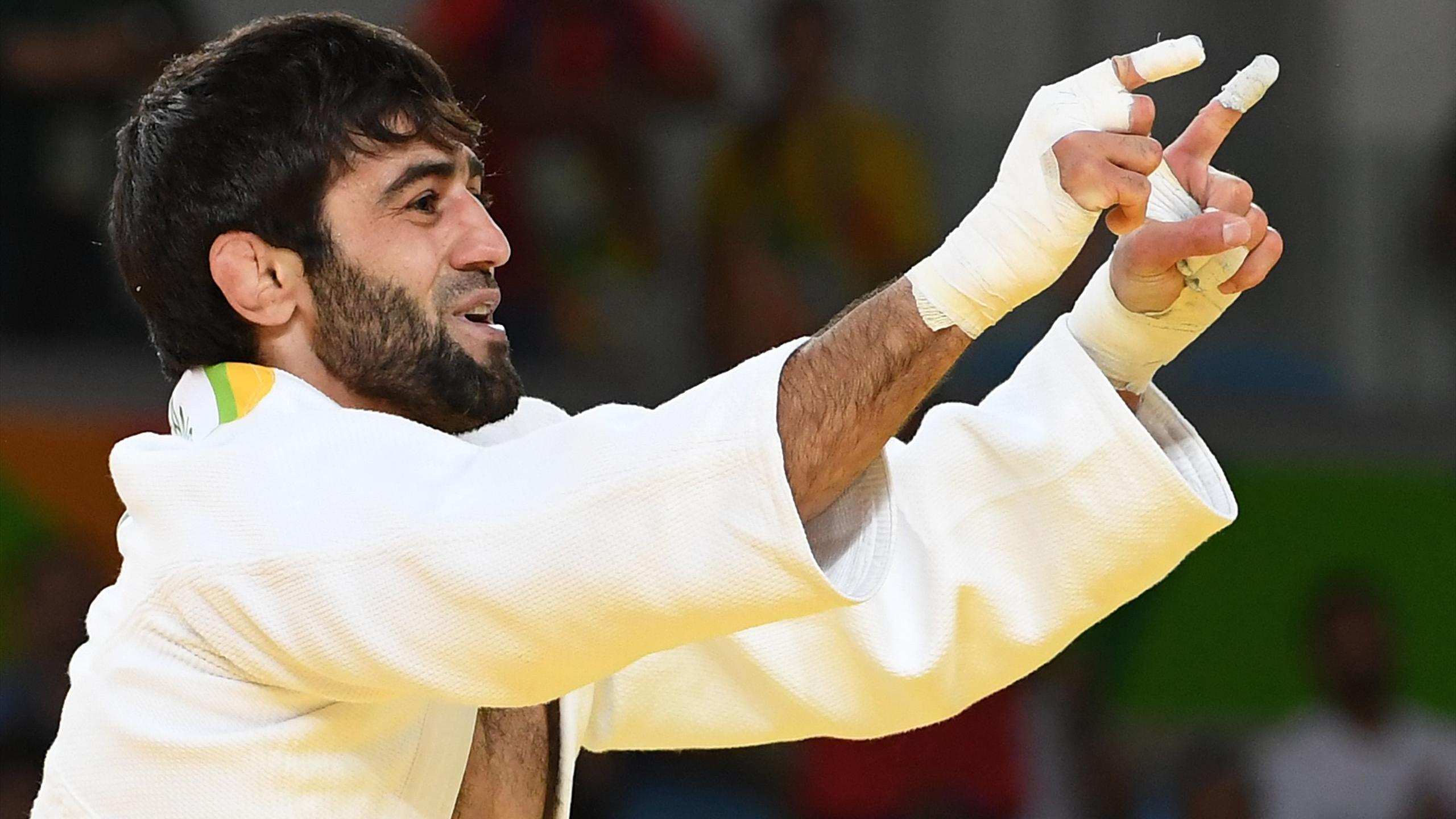 Золото сборной по дзюдо рио фото