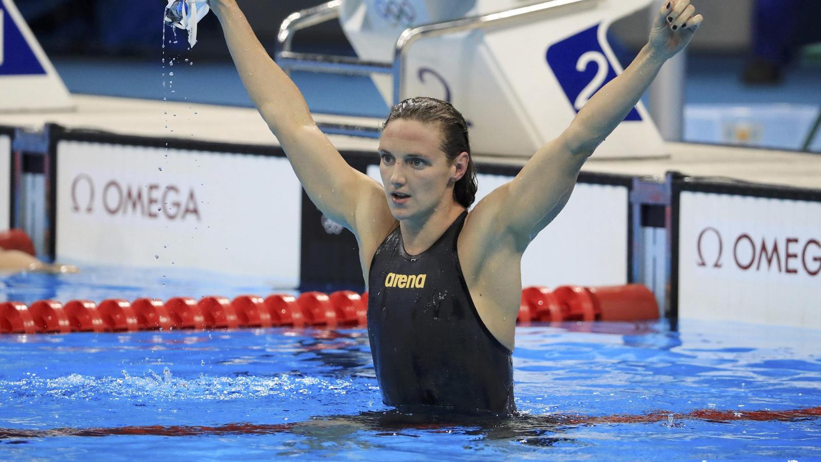 Olympics Rio 2016: Katinka Hosszu destroys women's 400m individual medley world record in style ...