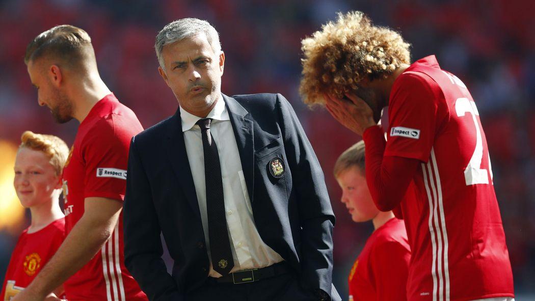 Image result for Mourinho has faith in me – Fellaini