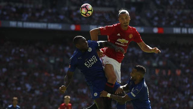 D'une tête rageuse, Ibra a propulsé United vers la victoire