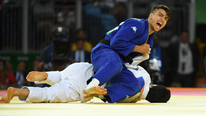 Basile defeats An Baul to win gold