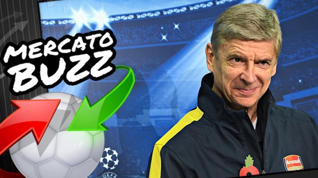 S'il n'arrive pas à recruter Mahrez, Arsenal sait vers qui se tourner