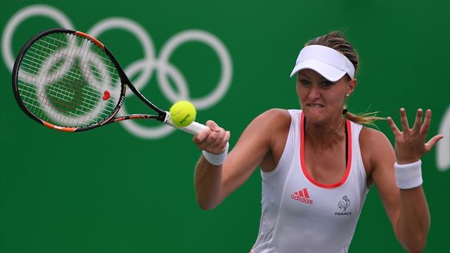 Cornet, Mladenovic et Garcia déjà sorties : Rio ne répond plus pour le tennis féminin