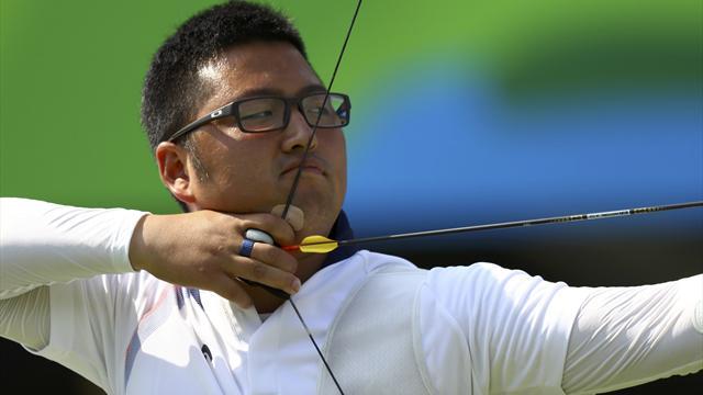 Archery: South Korea's women extend Olympic reign