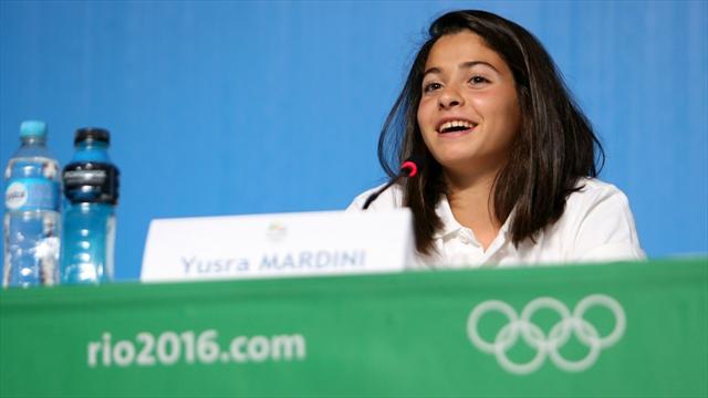 En genç ''İyİ Niyet Elçisi'' Yusra Mardini