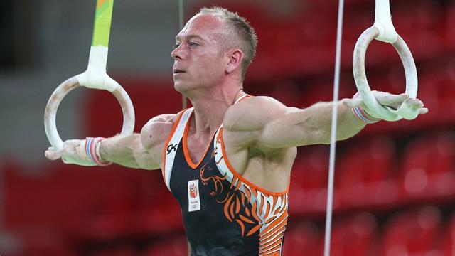 Олимпийские игры вРио оставляет голландский гимнаст— Пьянству бой