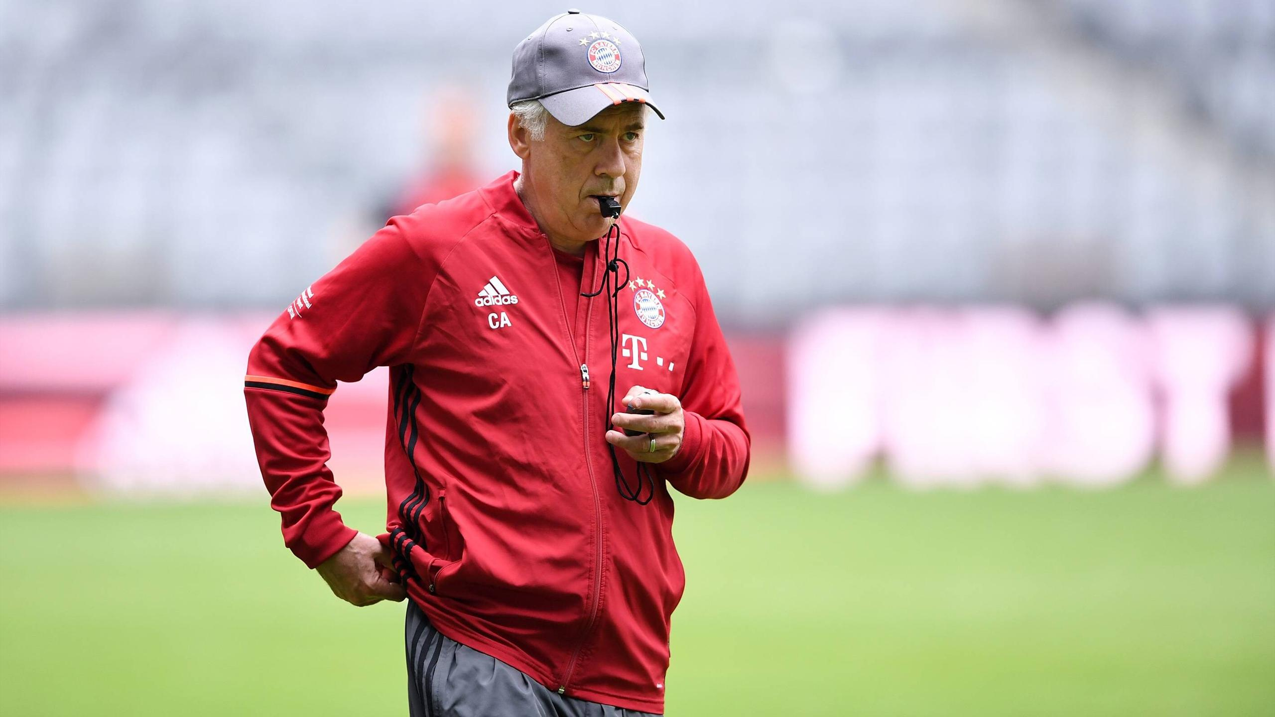 Carlo Ancelotti (FC Bayern München)