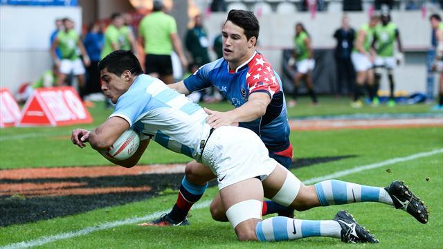 Lutte, Foot US, Rugby à 7… Toulon s'est offert un vrai athlète avec Muller
