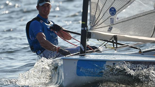 Яхтсмен принес Великобритании 17-е золото Олимпиады