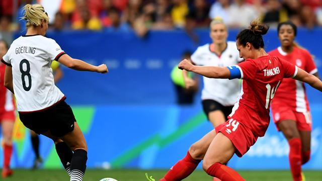Deutsche Damen enttäuschen auch gegen Kanada