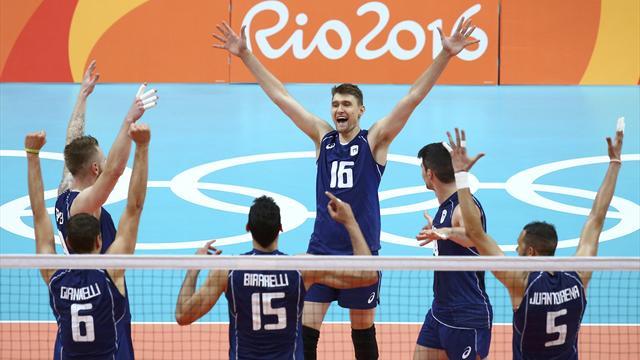 Un anno dopo: l'Italvolley fa sognare ed è ancora argento olimpico