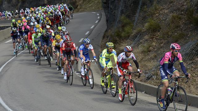 Le cyclisme de retour sur Eurosport et Eurosport Player