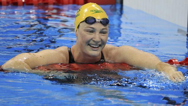 Campbell domine les sélections australiennes sur 100m