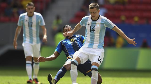Сборная Аргентины вылетела с Олимпиады