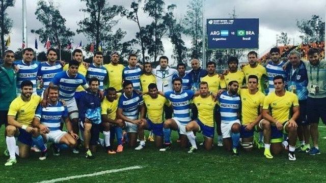 Les Brésiliens et les Argentins ont tout compris à l'esprit olympique