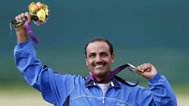 49-летний стрелок изКувейта завоевал олимпийское золото