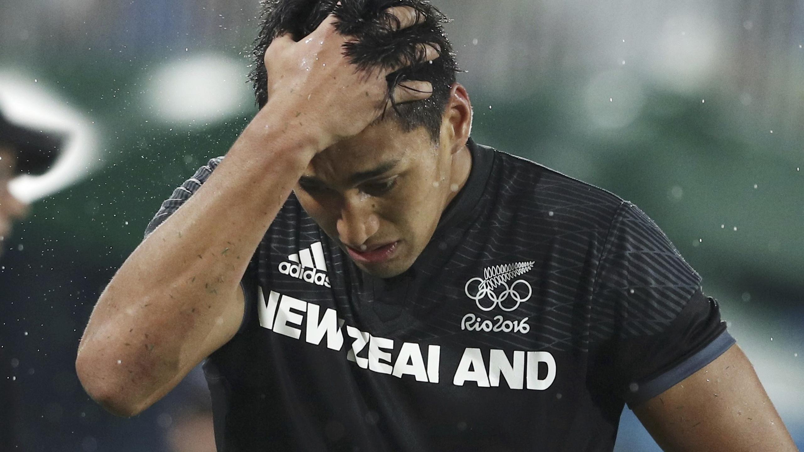 New Australia Sevens Olympic Jersey 2016 Adidas 7's Rio