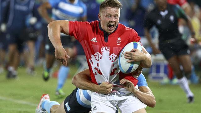 Britain book semi-finals place with sudden-death triumph over Argentina