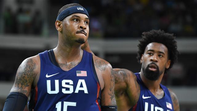 Juegos Olímpicos 2016, Australia-Estados Unidos: Carmelo evita el gran susto (88-98)