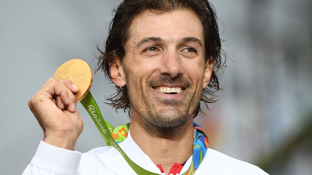 İsviçre'de yılın sporcusu Fabian Cancellara