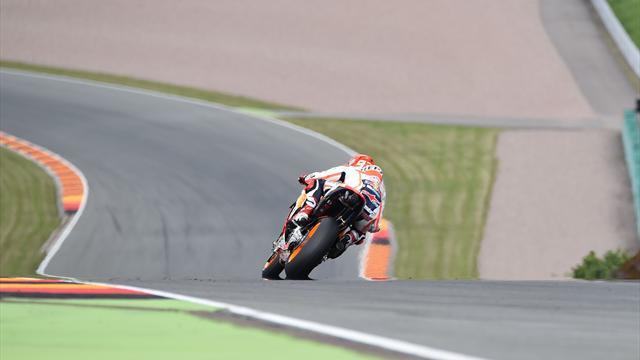 MotoGP am Sachsenring: Kurve 11 weiterhin kritisch