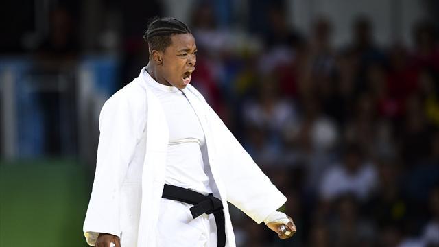 Gahié (-70 kg) va combattre pour le bronze — Mondiaux de judo