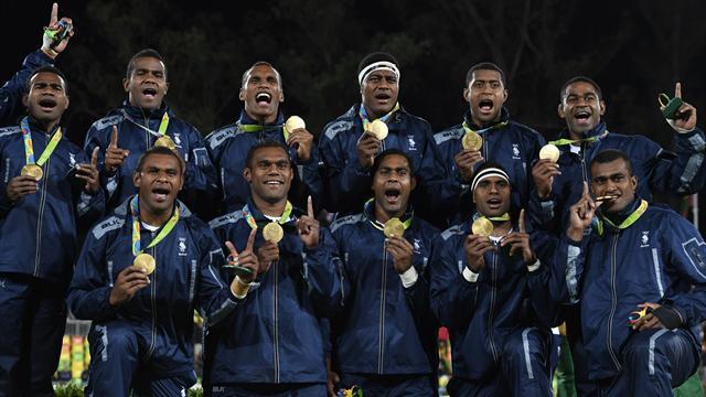 Les Fidji sacrés, l'Afrique du Sud en bronze et la France 7e : le film de jeudi à Rio