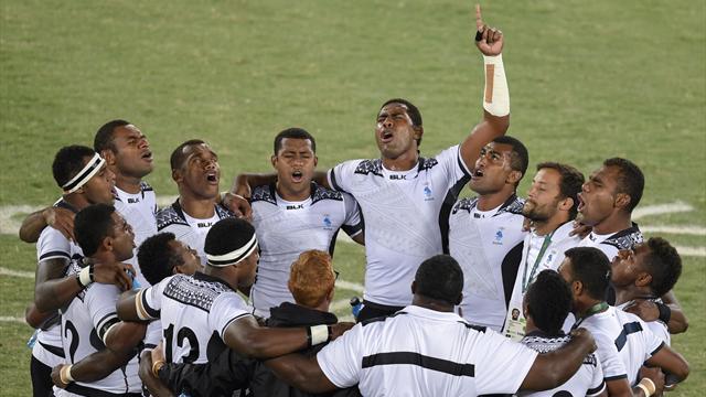 Власти Фиджи ввели два выходных в честь олимпийской победы в регби-7
