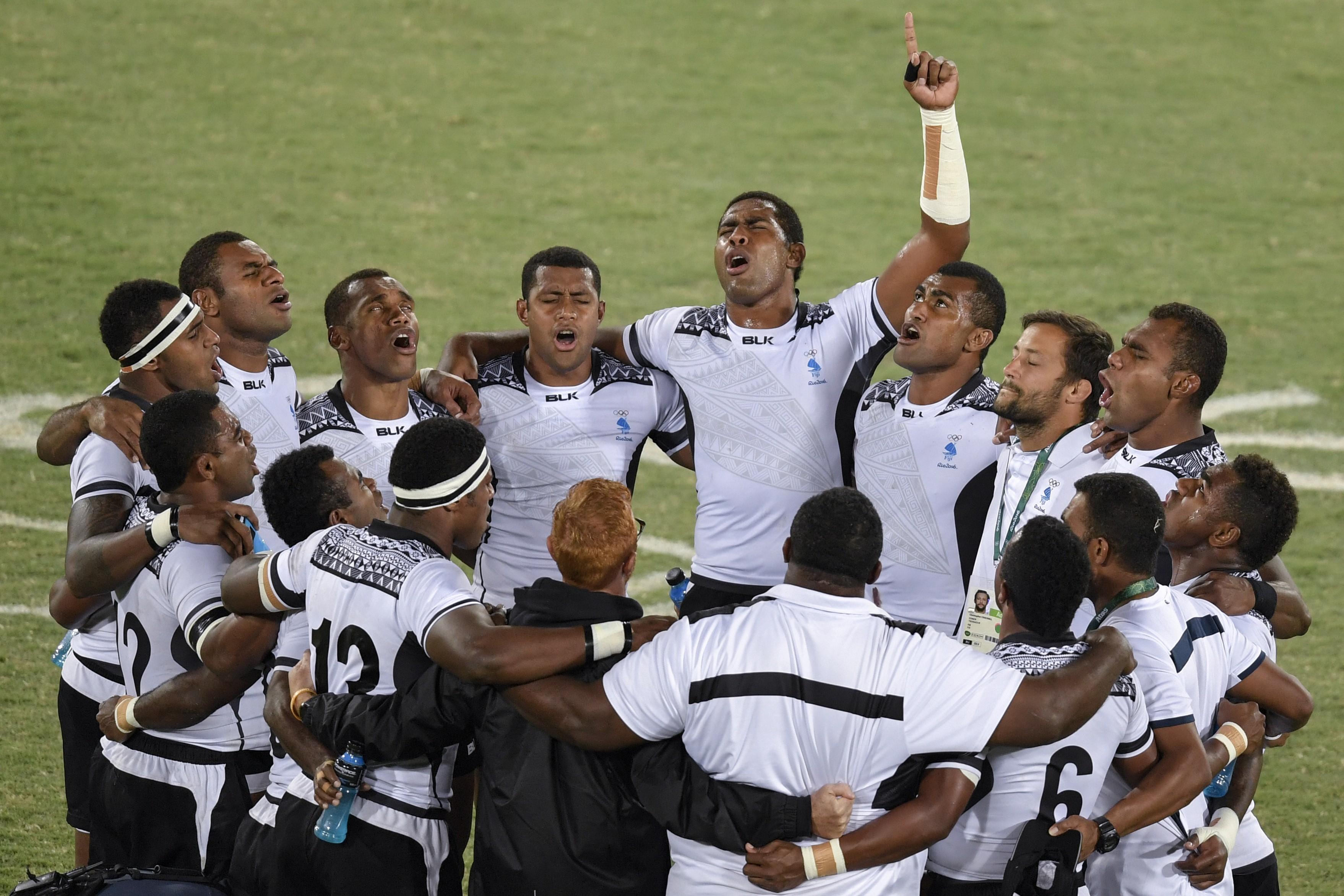 Историческое событие: Фиджи получила золото ОИ-2016