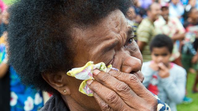 """""""C'est le plus grand jour de l'histoire des Fidji"""""""