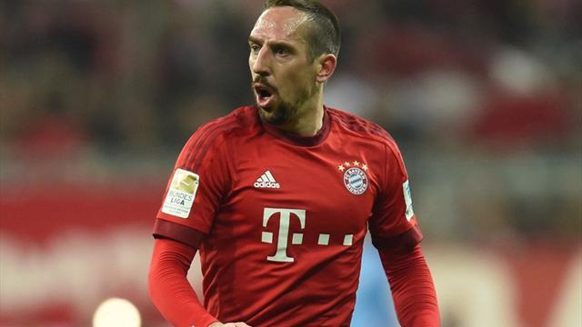 """Ancelotti: Ribéry """"in zehn, 15 Tagen"""" wieder dabei"""
